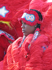 New Orleans - Mardi Gras Indians